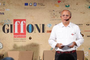 """Il sogno si avvera: il padre del """"Giffoni"""" sul palco del #DFF13!"""