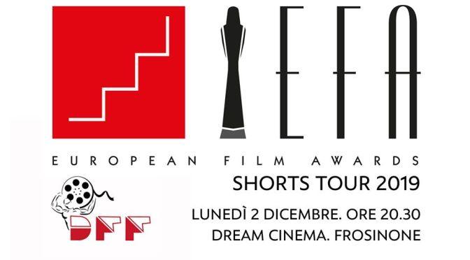 EFA Shorts Tour: il Dieciminuti Film Festival ospiterà l'unica data italiana degli European Film Awards 2019
